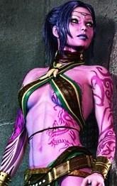 Aurora Upper Body