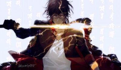 Superspeed Swordsman