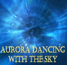 Aurora Dancing With The Sky Logo