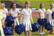 Avalon cheerleaders
