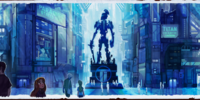 TITAN HQ planet