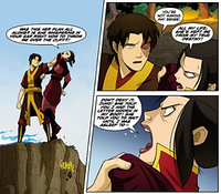 Zuko had enough