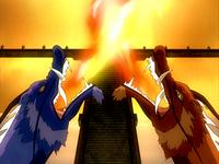 Dragons firebending