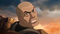 Zaheer loses his temper
