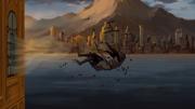Amon defeated by Korra