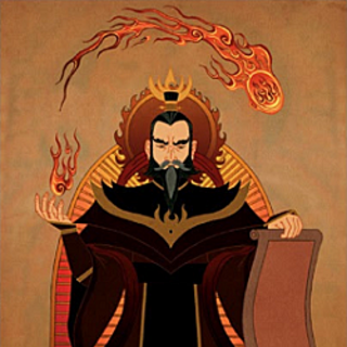 Fire Lord Sozin.