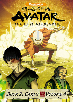 Avatar The Last Airbender Book 1 Water