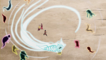 File:Raava fighting dark spirits.png