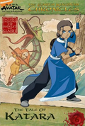 The Tale of Katara cover