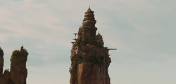 Film - Southern Air Temple
