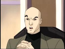 Founder of X-Men