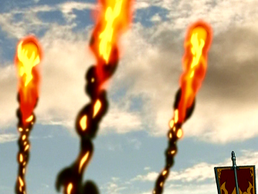 Fire projectiles