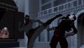 Asami dodging an attack.png