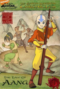 The Tale of Aang cover