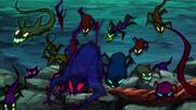 Dark spirits
