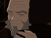 Iroh forgives Zuko