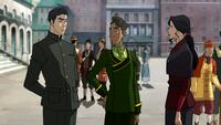 Mako, Wu, and Asami