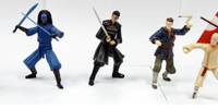 The Last Airbender toyline