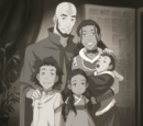 Aang's relationships