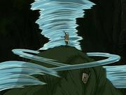 Aang fights Swamp Monster.png