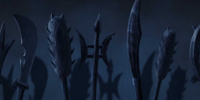 Weaponry in the World of Avatar
