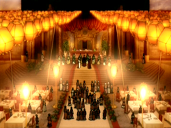 Roku's wedding