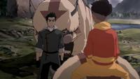 Mako apologizes to Kai