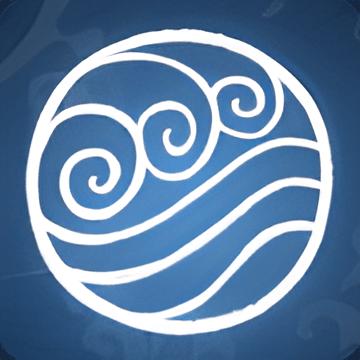 ملف:Waterbending emblem.png