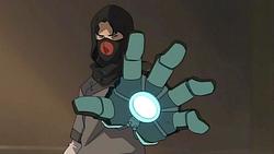 Electrified glove