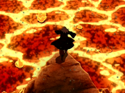 Roku and lava