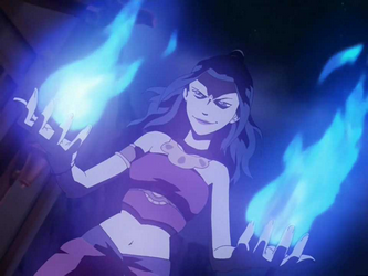 Fanon azula 39 s mysterious plan avatar wiki fandom for Electric fireplace wiki