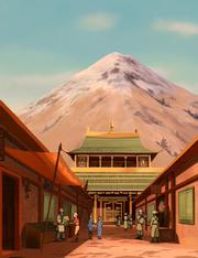 Mining village