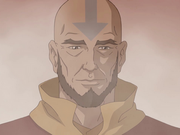 Elderly Aang