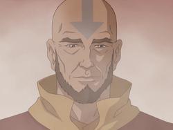 Elderly Aang