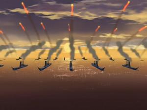 Fire Navy attacks