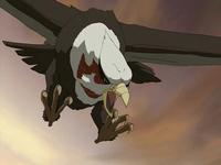 Raven eagle