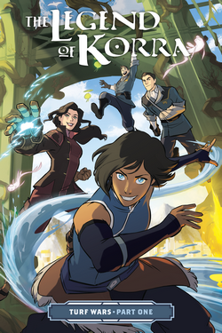 Image result for legend of korra turf wars part 1