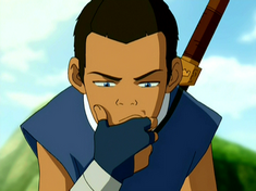 Sokka thinks