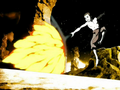 Aang deflects a fire blast with airbending.png