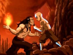 Ozai versus Avatar Aang.png