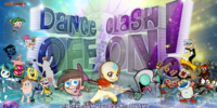 Nicktoons: Dance Off, Clash On!