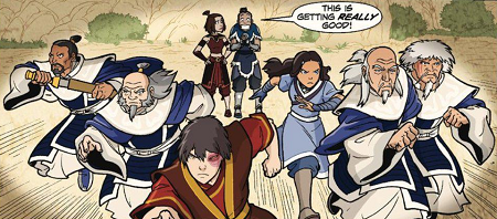 File:Zuko, Katara, and the White Lotus intervene.png
