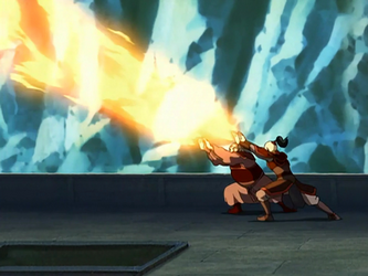 File:Zuko and Iroh attack.png