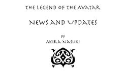 The Legend of the Avatar News and Updates