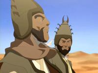 Beetle-headed merchants