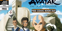 List of Avatar: The Last Airbender comics