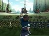 Hakoda motivates the troops