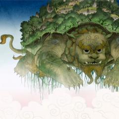 Rùa sư tử Gió.