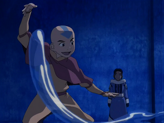 File:Aang teaches Katara.png
