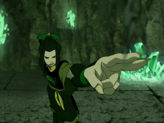 File:Azula zapped Aang.png